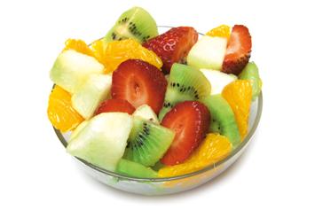 Receta de macedonia de frutas recetas de consum - Macedonia de frutas thermomix ...
