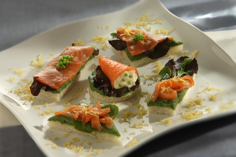 Recetas de consum for Canapes recetas faciles y economicas